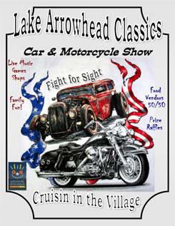 Lake Arrowhead Car Show July Th Tomorrow The HAMB - Car show tomorrow