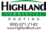 Highland Commercial Roofing Golf Sponsor 2012
