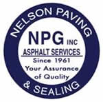 Nelosn Paving Group Golf Sponsor 2012
